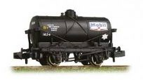 "Graham Farish 373-675 14 Ton tank wagon with large filler ""Mobil"""